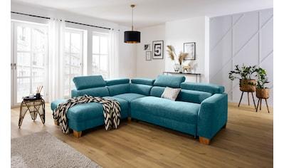 Home affaire Ecksofa »Steve Premium« kaufen
