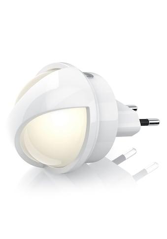 BEARWARE Nachtlicht mit drehbarem 360° LED-Aufsatz »Nachtlampe mit warmweißen LEDs« kaufen