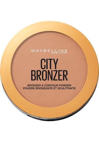 MAYBELLINE NEW YORK Bronzer »City Bronze« kaufen