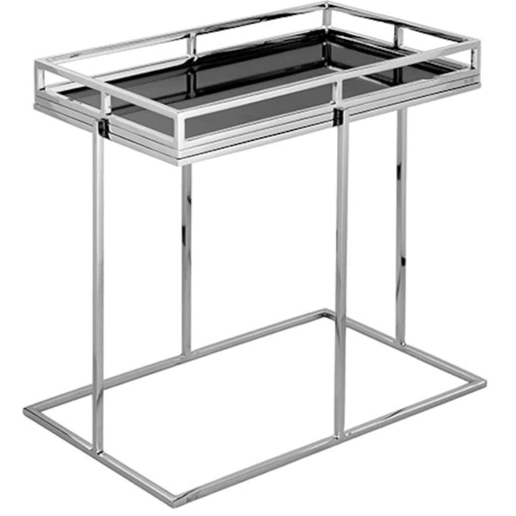 Fink Tabletttisch »TRIEST«, (Set, Tablett mit Ständer)