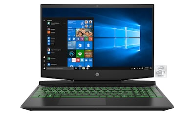 HP Pavilion 15 - dk1233ng Gaming - Notebook (39,6 cm / 15,6 Zoll, Intel,Core i7, 0 GB HDD, 512 GB SSD) kaufen