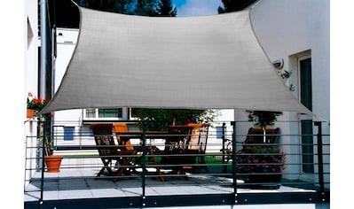 FLORACORD Sonnensegel , BxL: 270x140 cm, grau kaufen