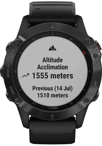 Garmin FENIX 6 – Pro Smartwatch (3,3 cm / 1,3 Zoll) kaufen