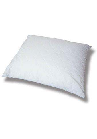 MPS TEXTILES Microfaserkissen »Pocketspring Innovation pillow«, Füllung: Federkern,... kaufen