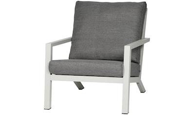 SIENA GARDEN Loungesessel »Belia«, Aluminium, inkl. Auflagen kaufen
