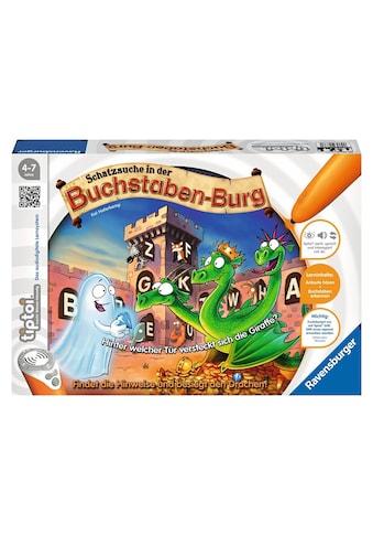 Ravensburger Spiel »tiptoi® Puzzle, Schatzsuche in der Buchstabenburg«, Made in... kaufen