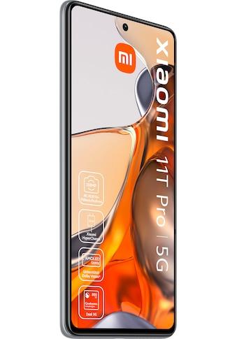"Xiaomi Smartphone »11T Pro 8GB+128GB«, (16,94 cm/6,67 "", 128 GB Speicherplatz, 108 MP... kaufen"