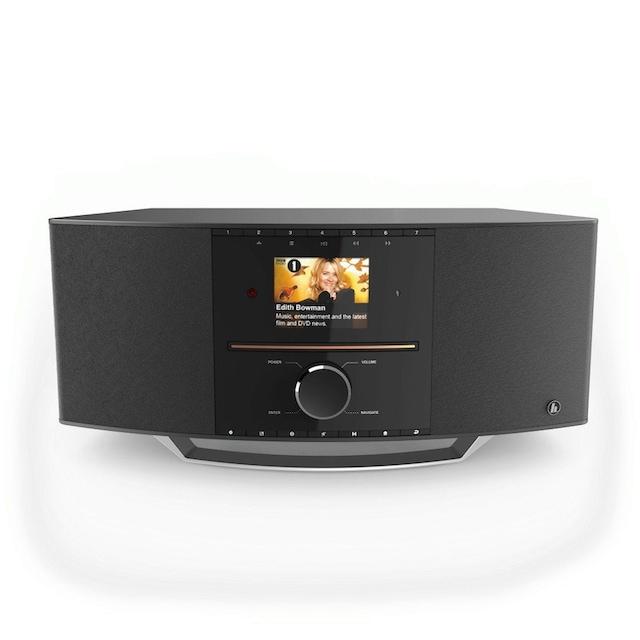 Hama Internetradio Digitalradio mit CD Laufwerk, DIR3505MSCBT »WLAN/Multiroom/Bluetooth/DAB«