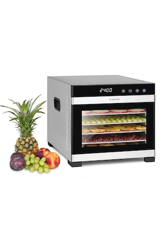 Klarstein Dörrautomat 35 - 75°C LCD - Touch - Display Time »Flavour Dry« kaufen