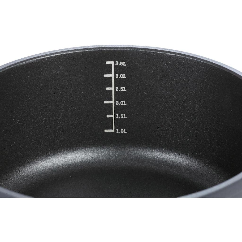 GSW Kochtopf »SilcoGuss noir« (1-tlg.)