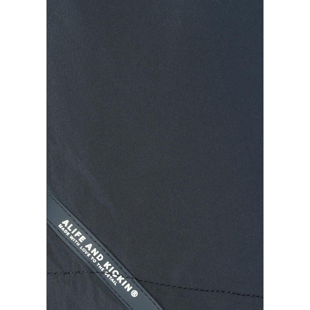 Alife & Kickin Outdoorjacke »KathyAK«, funktioneller 3-in-1-Outdoor-Style - mit Innenjacke aus Polarfleece