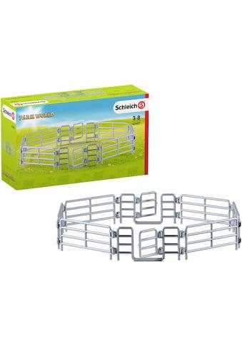 Schleich® Spielfigur »Farm World, Weidezaun (42487)« kaufen