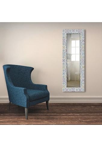 Artland Wandspiegel »Orientalischer Traum«, gerahmter Ganzkörperspiegel mit... kaufen