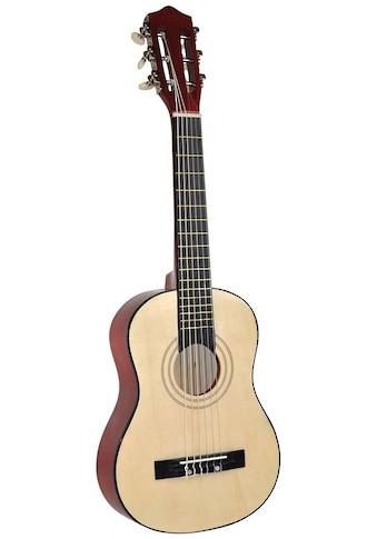 Voggenreiter Kindergitarre »Kindergitarre«, 1/8, natur, FSC®-Holz aus gewissenhaft... kaufen