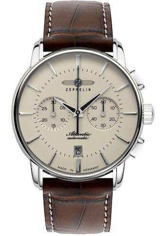 ZEPPELIN Chronograph »Atlantic, Seiko Schaltradchronograph, 8422 - 5« kaufen