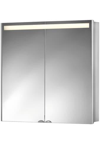 Jokey Spiegelschrank »Aluwave« Breite 66,5 cm, mit LED - Beleuchtung kaufen