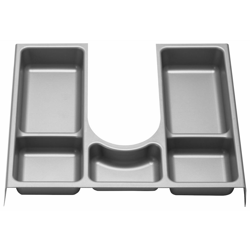 MARLIN Schubladeneinsatz »Sola 3130«, für Waschbeckenunterschränke, Breite 33,7 cm