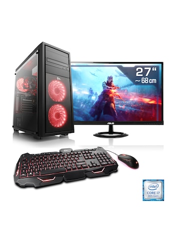 CSL »Speed T9515 Windows 10 Home« Gaming - PC - Komplettsystem (Intel, Core i7) kaufen