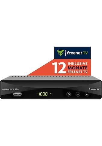 Digitalbox DVB-T2 HD Receiver mit 12 Monate freenet TV und PVR Funktion kaufen