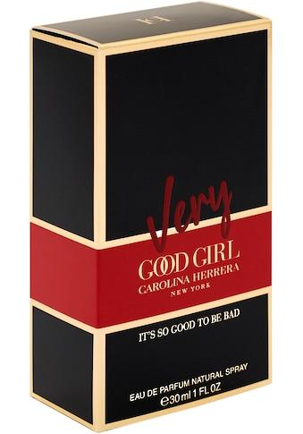 Carolina Herrera Eau de Parfum »Very Good Girl« kaufen