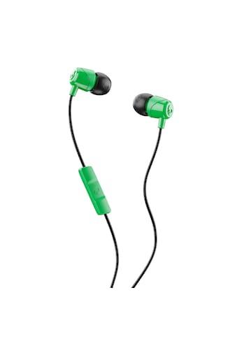 Skullcandy Headset »JIB IN - EAR W/MIC 1 Green/Black« kaufen