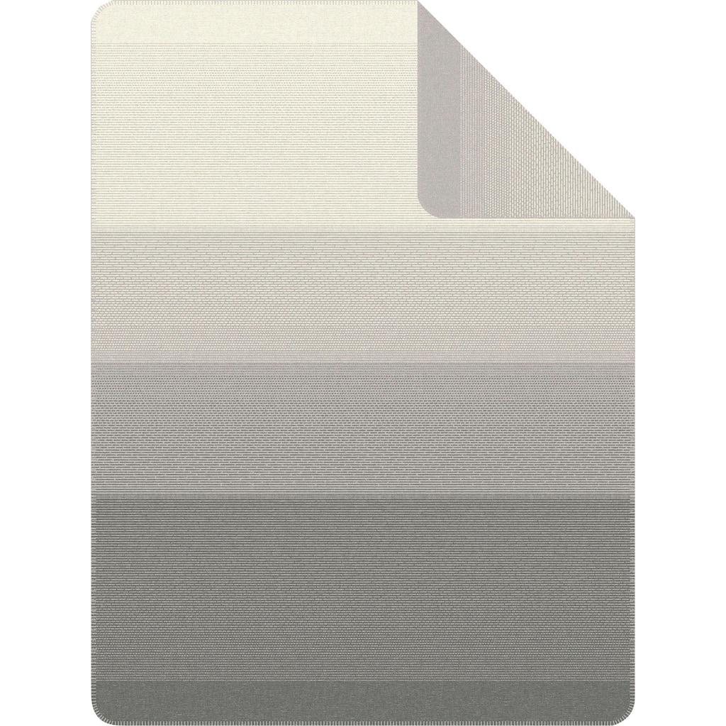 IBENA Wohndecke »Toronto«, harmonischer Farbverlauf