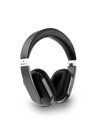 Auna Bluetooth NFC Kopfhörer aptX Akku Freisprech Noise Cancelling »Elegance« kaufen