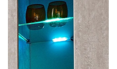 LED Glaskantenbeleuchtung, 2 St., Farbwechsler kaufen