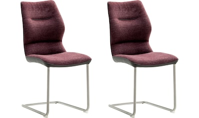 MCA furniture Freischwinger »Orlando«, Stuhl belastbar bis 120 Kg kaufen
