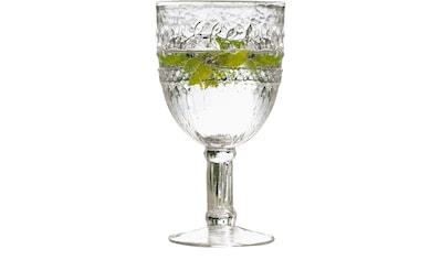 Rotweinglas, (Set, 6 tlg.), Receycling-Glas kaufen