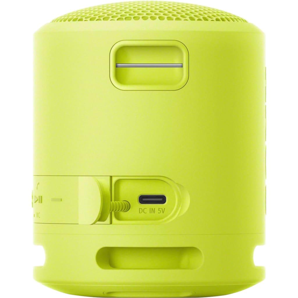 Sony Bluetooth-Lautsprecher »SRS-XB13 Tragbarer«