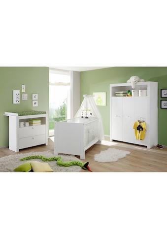 Babyzimmer - Komplettset »Trend« (Set, 3 - tlg) kaufen