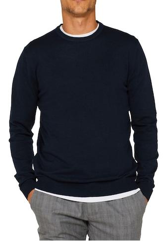 Esprit Strickpullover, mit feiner Strickoptik kaufen