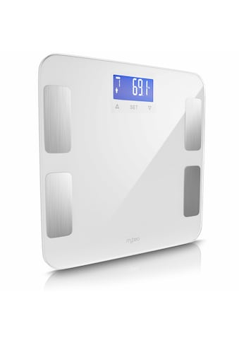 MyBeo Digitale Diagnosewaage mit LCD-Display »7 Indikatoren / max. 10 individuelle... kaufen
