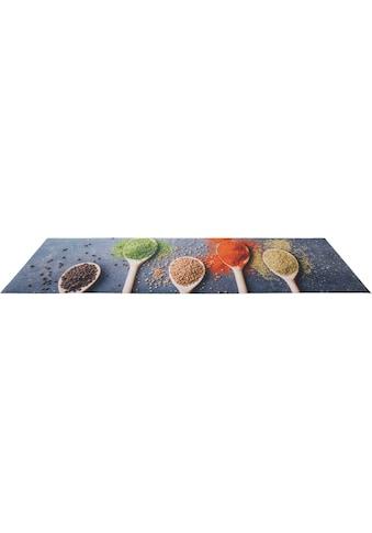 Andiamo Küchenläufer »Gewürze«, rechteckig, 3 mm Höhe, Material Vinyl kaufen