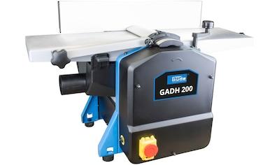 Güde Abricht- und Dickenhobelmaschine »GADH 200« kaufen