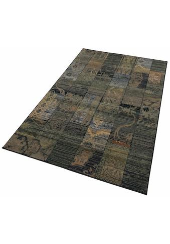 THEKO Teppich »Gabiro 5504«, rechteckig, 12 mm Höhe, Melange-Effekt, Wohnzimmer kaufen