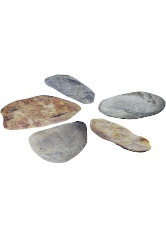 MySpotti Duscheinlage »Klebefliese stepon Kieselsteine«, Antirutsch-Aufkleber kaufen