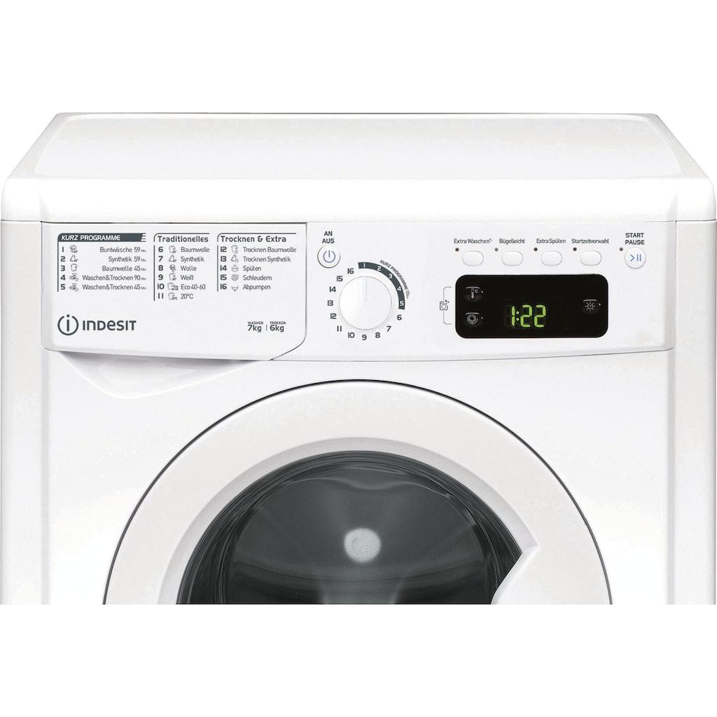 Indesit Waschtrockner