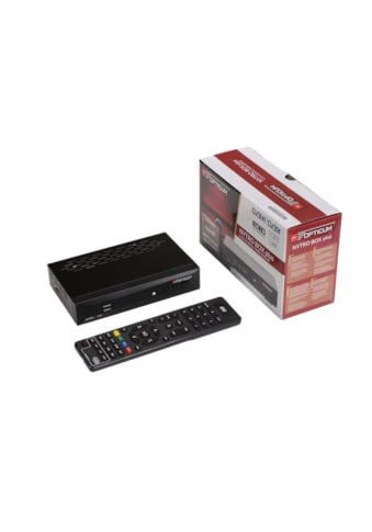 Opticum Red »Nytro Box plus Hybrid Receiver PVR Ready« Kabel - Receiver kaufen