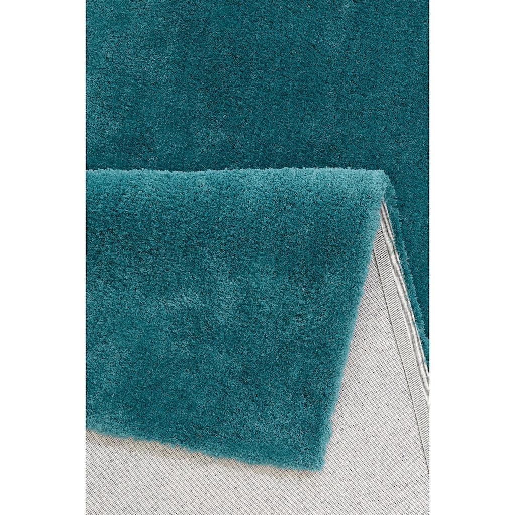 my home Hochflor-Läufer »Magong«, rechteckig, 25 mm Höhe, besonders weich durch Microfaser