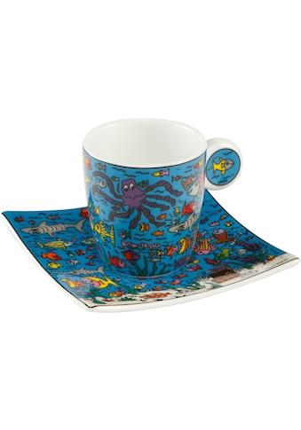 Goebel Espressotasse »Under the Deep Blue Sea« kaufen