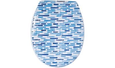 MSV WC-Sitz »LOFT«, Duroplast, mit Softclose kaufen