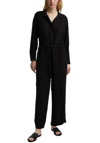 Esprit Collection Overall, mit Bindeband in der Taille kaufen