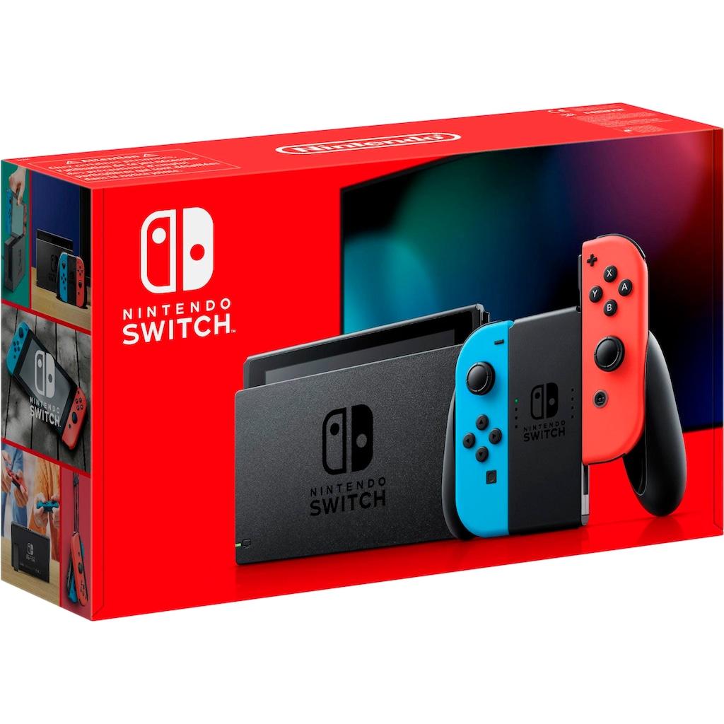 Nintendo Switch Konsolen-Set, inkl. Mario Golf: Super Rush