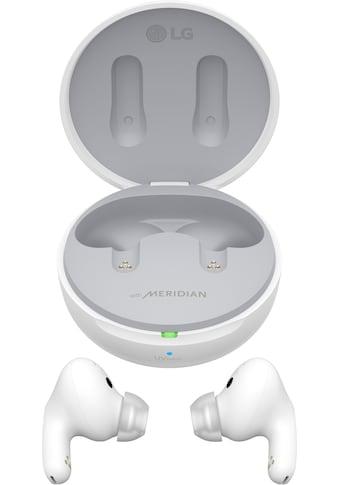 LG In-Ear-Kopfhörer »TONE Free DFP 8«, kompatibel mit Siri-Adaptive Noise-Cancelling kaufen
