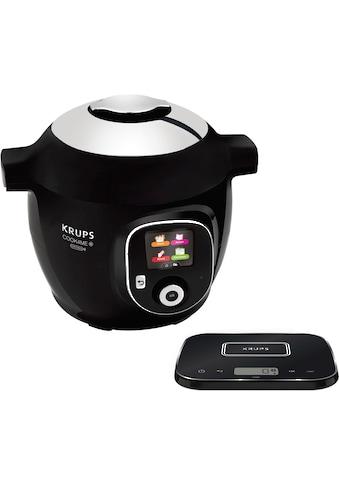Krups Multikocher »Cook4Me+, Grameez CZ8568«, mit vernetzter Waage kaufen