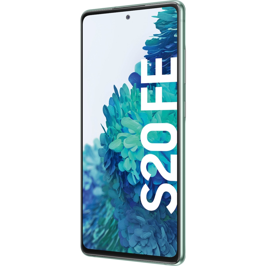 "Samsung Smartphone »Galaxy S20 FE«, (16,4 cm/6,5 "", 128 GB Speicherplatz, 12 MP Kamera)"