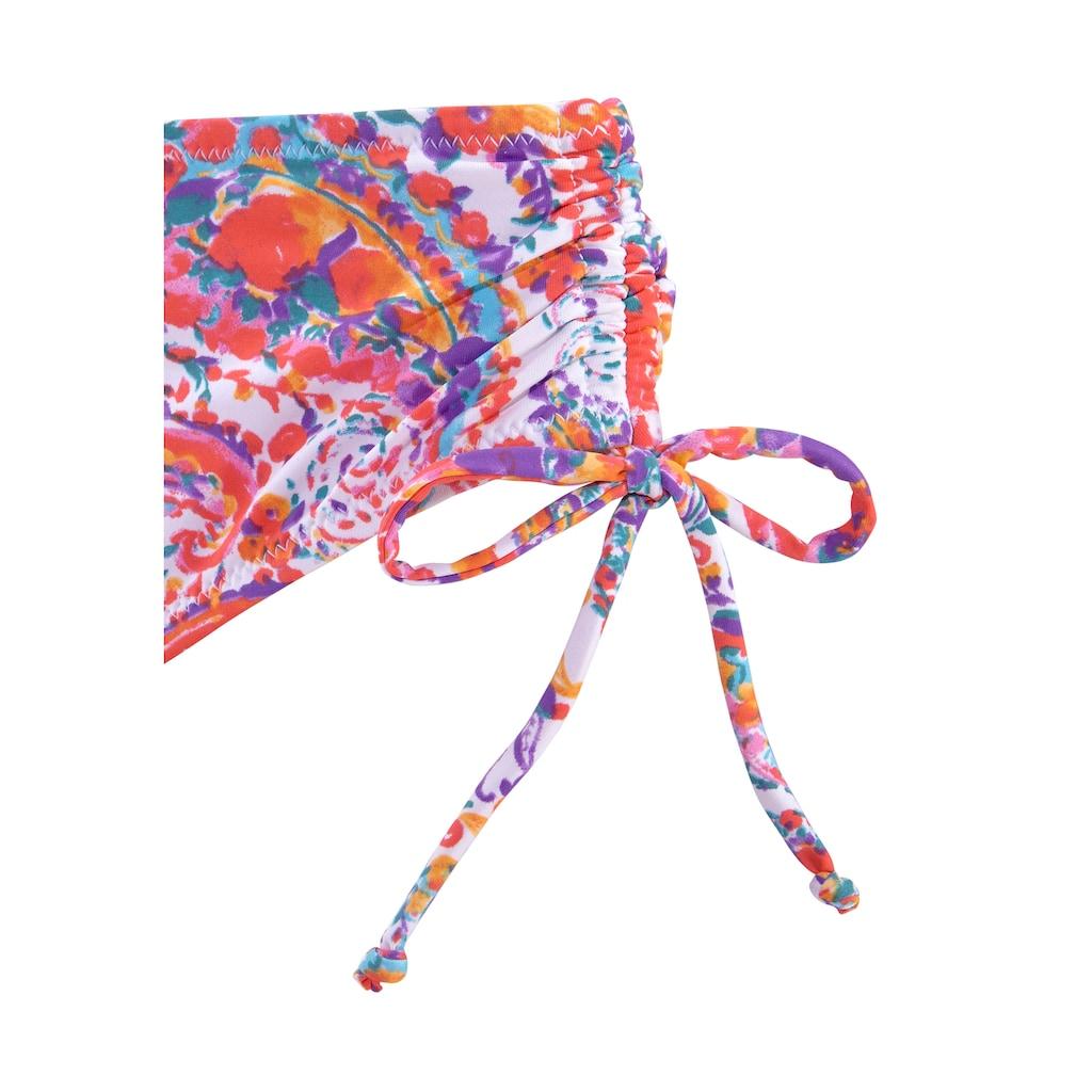 Venice Beach Bügel-Bikini, mit höherer Hose