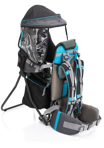 Fillikid Rückentrage »Explorer grau/blau«, bis 20 kg kaufen